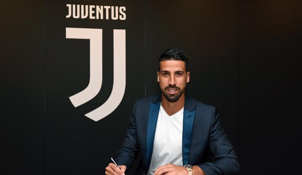 Juventus, Khedira'nın sözleşmesini uzattı!