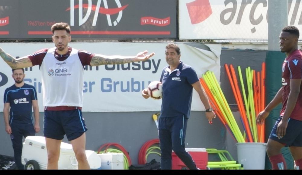 Trabzonspor'da, Sosa ve Toure sevinci