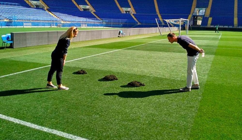 Shakhtar Donetsk'in stadında büyük şok!