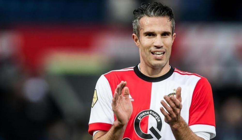 Van Persie, Hollanda'da ayın futbolcusu seçildi!