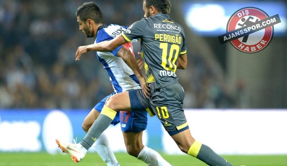 Porto, Portekiz Lig Kupası'nda Chaves ile yenişemedi