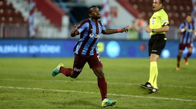 Trabzonspor'da Onazi kararı! Sözleşmesi...