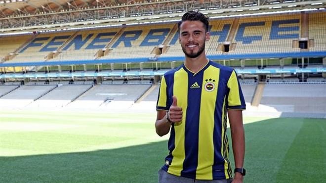 Fenerbahçe, Diego Reyes'i Leganes'e kiraladı