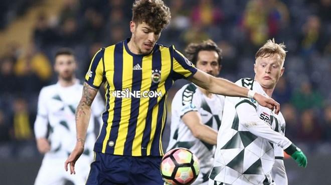 Roman Neustadter Fenerbahçe'ye veda etti
