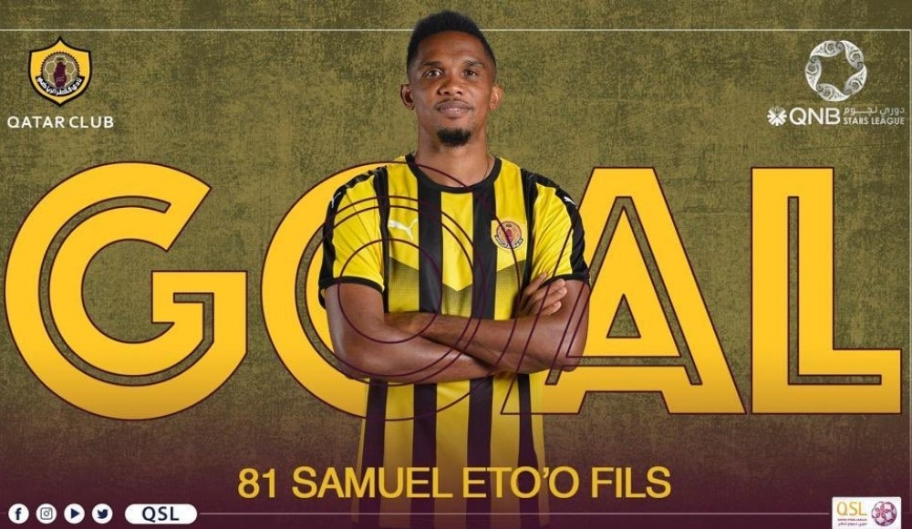 Video - Samuel Eto'o'dan harika gol!
