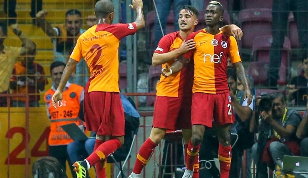 Galatasaray'dan sakatlıklarla ilgili flaş açıkama! Rodrigues, Onyekuru...