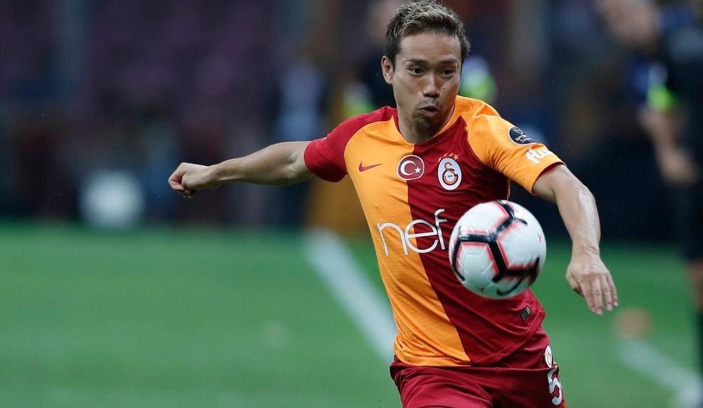 Galatasaray'dan Nagatomo açıklaması! Ne kadar oynayamayacak?