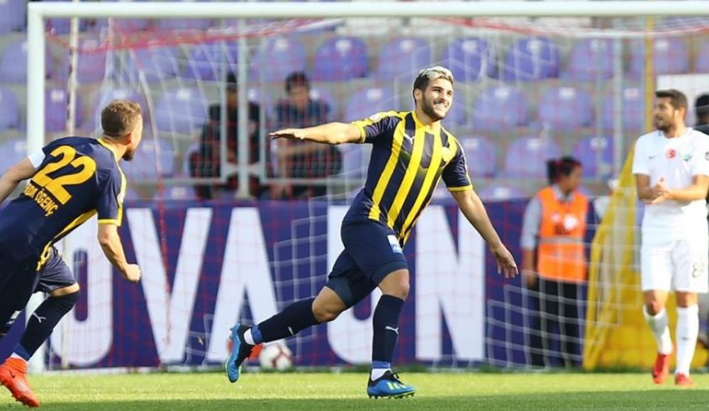 MKE Ankaragücü, iç saha maçlarını Yenikent Stadı'nda oynayacak