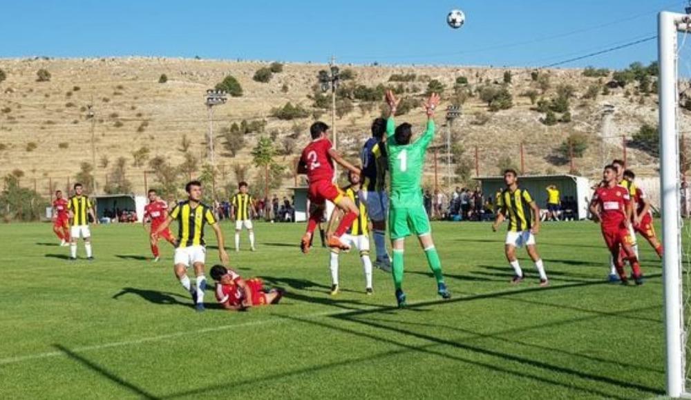 Evkur Yeni Malatyaspor U21'de galibiyete hasret