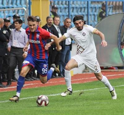 Osmanlıspor - Karabükspor (Canlı Skor)
