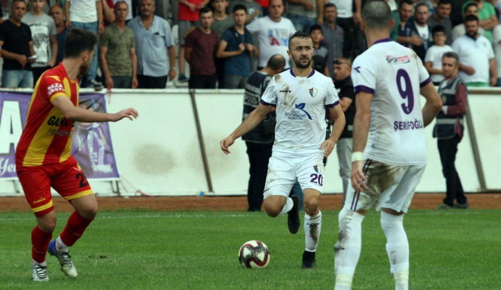 Yeni Orduspor, sahasında Kızılcabölükspor'u 3-1 mağlup etti