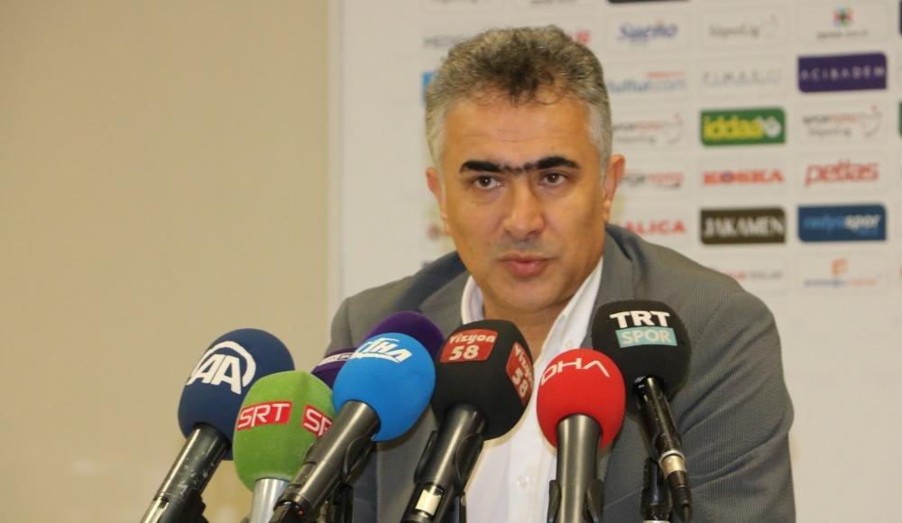 "Mehmet Altıparmak: ""Hedef şampiyonluk"""