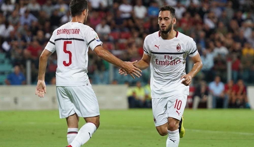 Cagliari ile Milan yenişemedi!