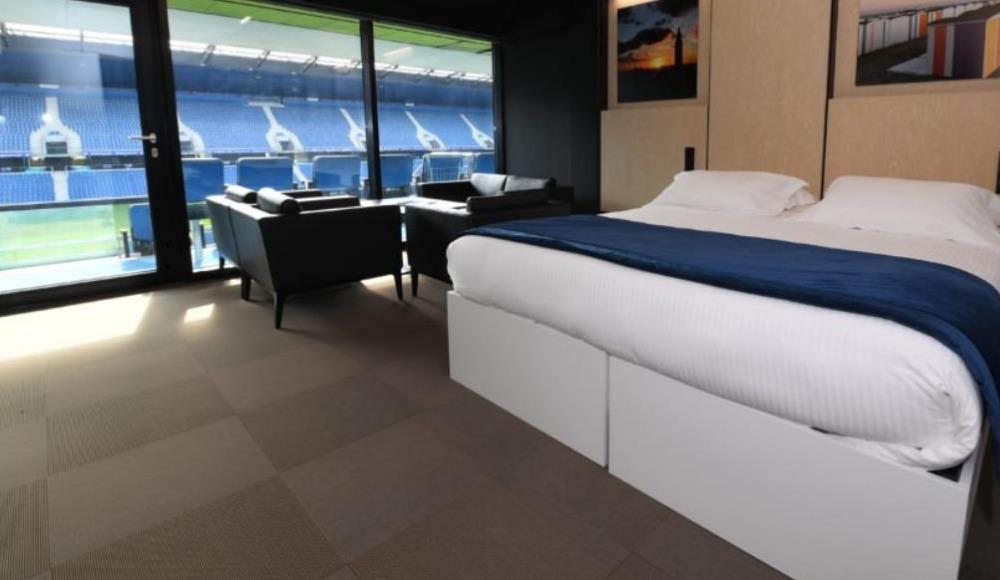 Le Havre, stadın içine otel açtı! Amaçları...
