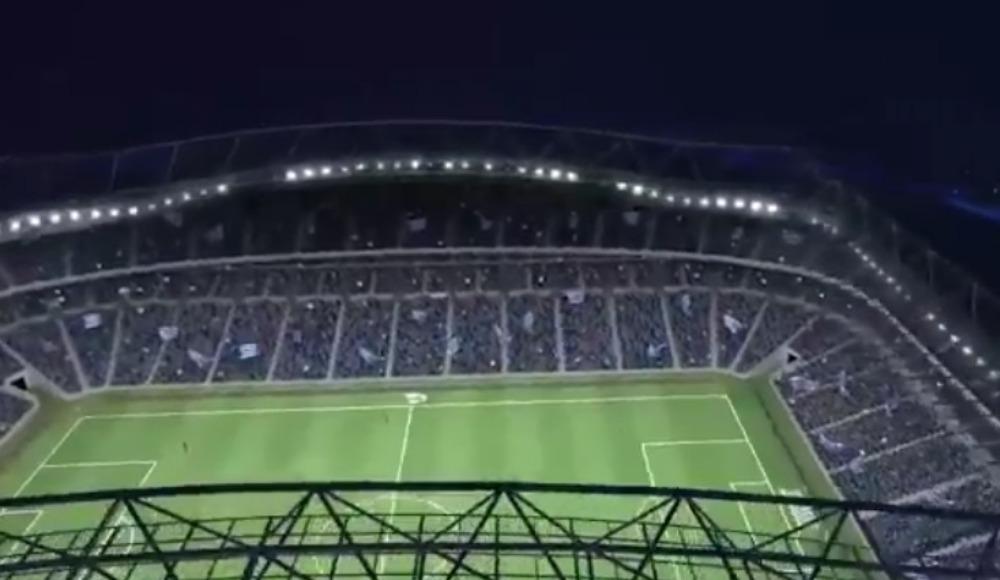 Video - Real Sociedad'ın stadı yenileniyor