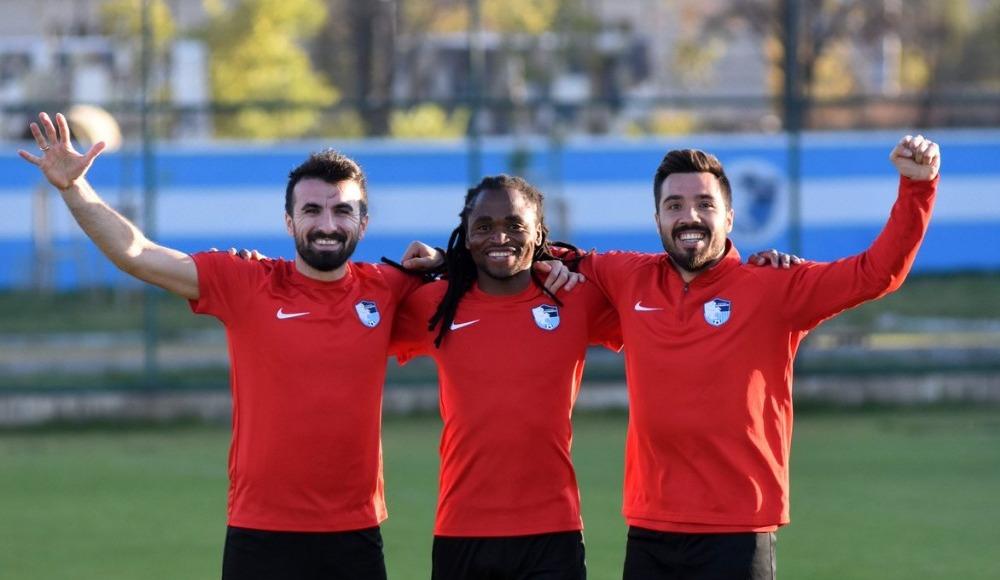 Erzurumspor, Galatasaray maçı hazırlıklarına başladı