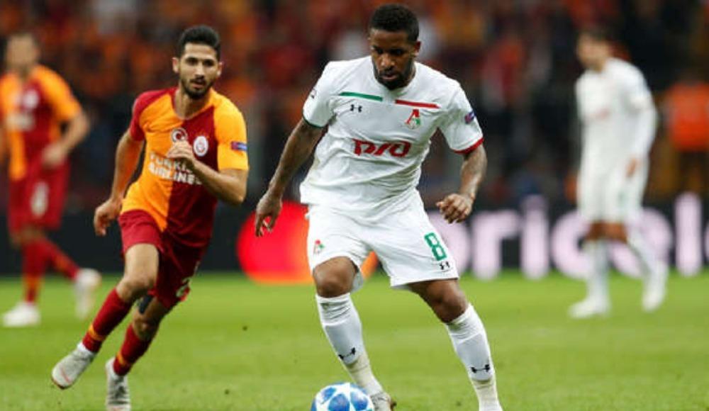Farfan, Galatasaray mağlubiyetini Ajansspor'a değerlendirdi!