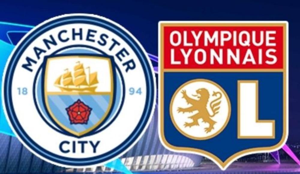 Manchester City - Lyon maçı nasıl canlı izlenir?