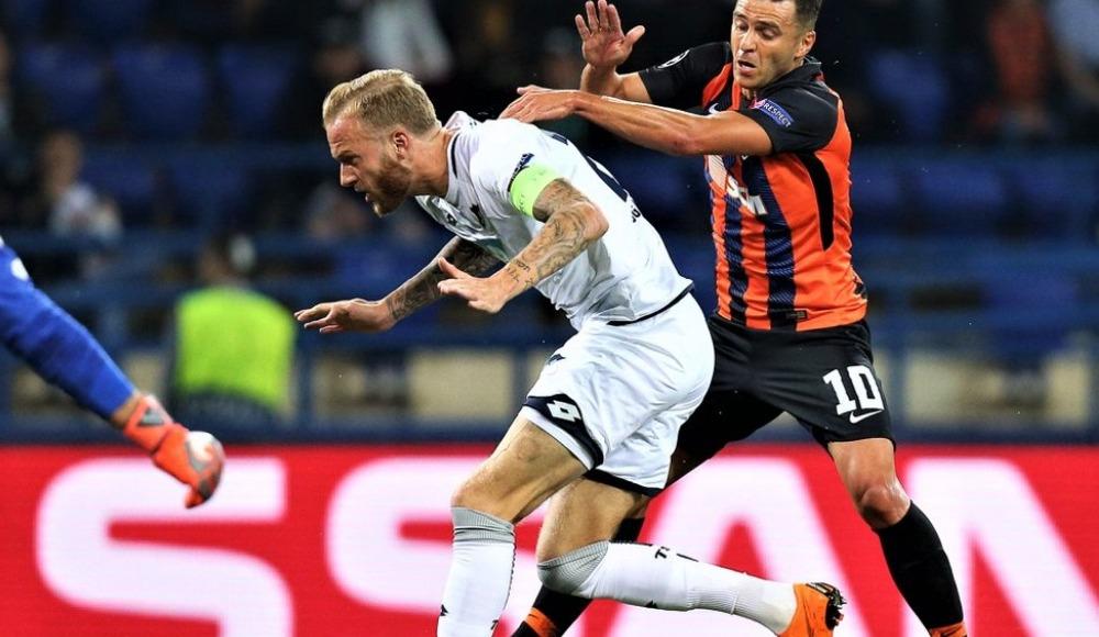 Shakhtar Donetsk ile Hoffenheim puanları paylaştı! 2-2