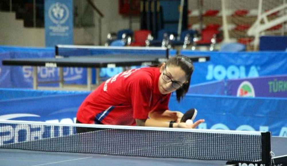 2018 Ferdi Avrupa Masa Tenisi Şampiyonası'nda sporcularımız tur atladı