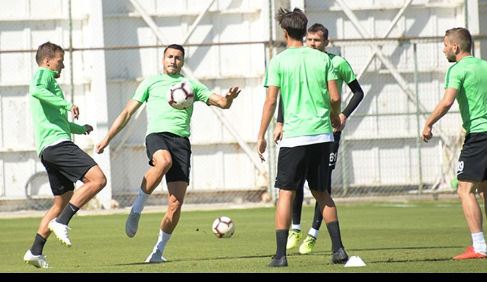 Atiker Konyaspor'da Kayserispor maçı hazırlıkları