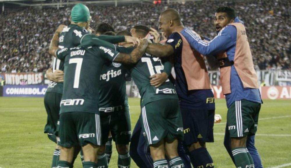 Özet - Palmeiras, yarı finale göz kırptı