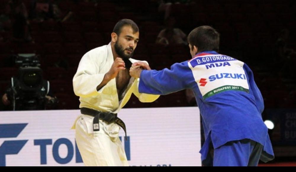 Azerbaycan'daki şampiyonanın ikinci gününde tatamiye çıkan 2 milli sporcu elendi