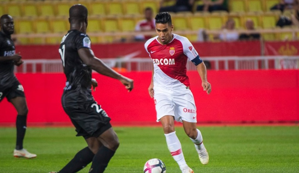Monaco ile Nimes 1-1 berabere kaldı