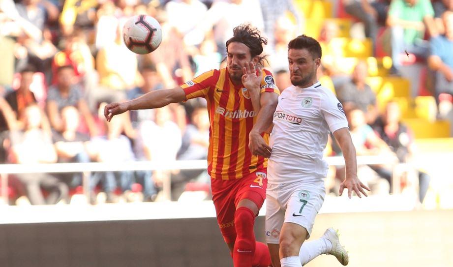 Konyaspor 11 puana ulaştı