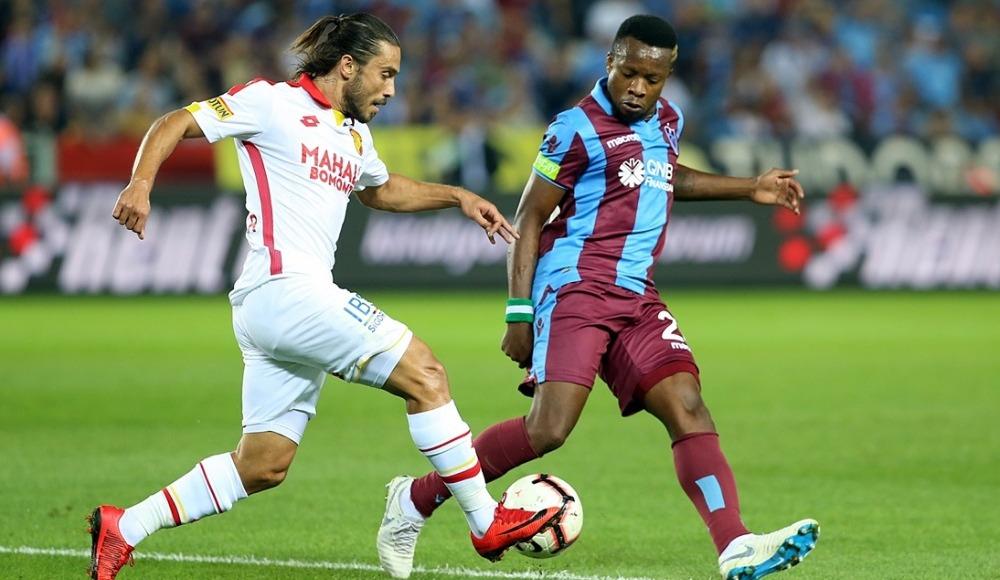 Onazi neden Trabzonspor'da kaldığını açıkladı!