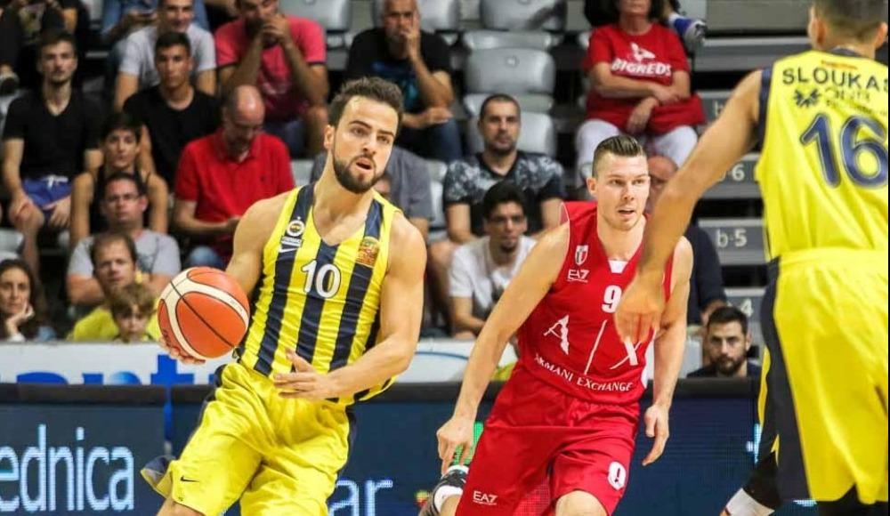 Fenerbahçe, Zadar Turnuvası'nda finalde!