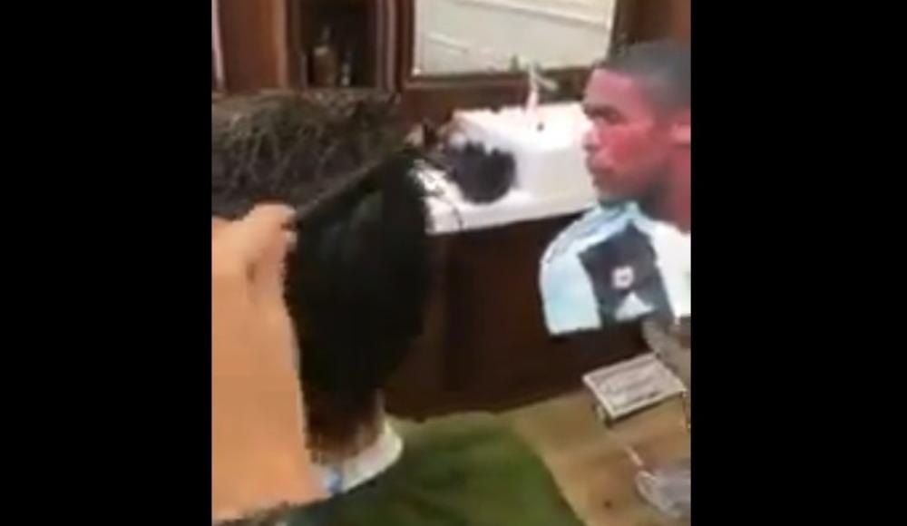 Video - Douglas Costa'yı hiç böyle görmediniz!