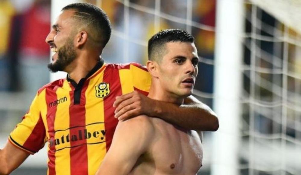 Danijel Aleksic, Yeni Malatyaspor'u sırtlıyor
