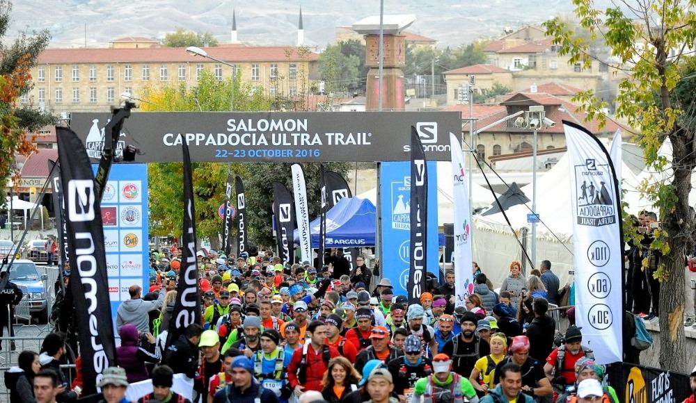 Salomon Kapadokya Ultra Maratonu ekimde yapılacak