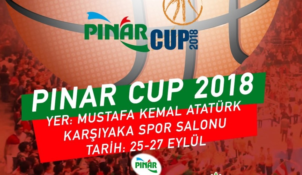 Pınar Kupası yarın başlıyor