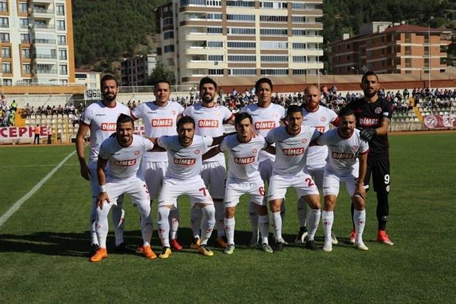 Tokatspor ile Fethiyespor golsüz berabere kaldı