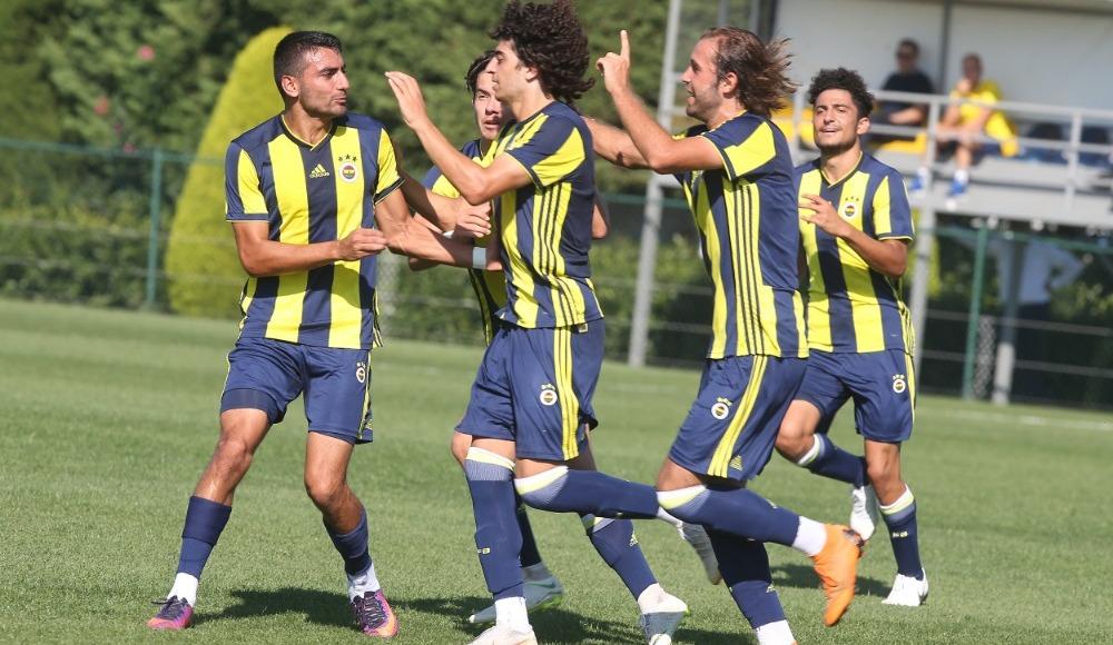 U21 derbisinde kazanan Fenerbahçe! Ozan Tufan sürprizi...