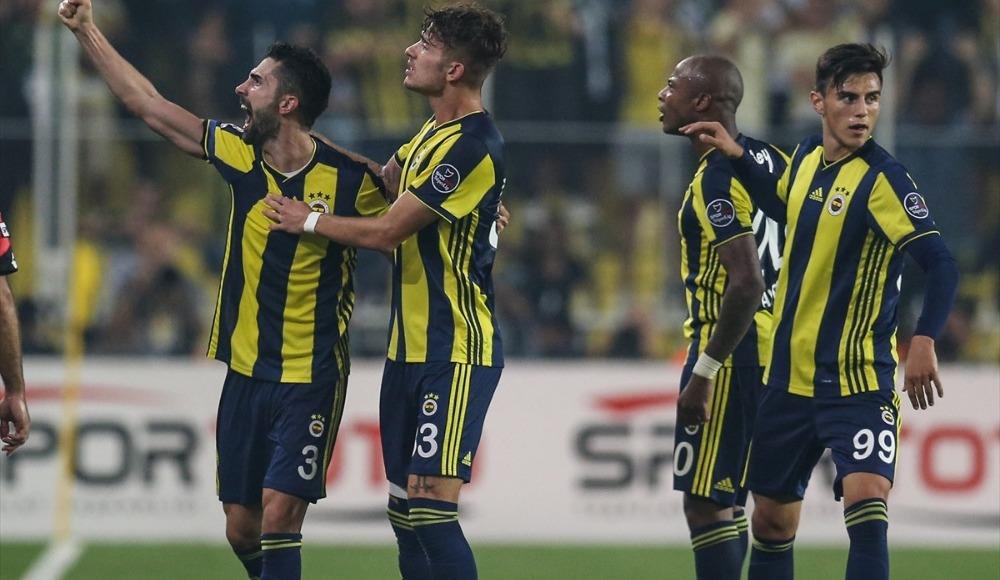 Fenerbahçe, Kadıköy'deki yenilmezlik serisini sürdürdü!