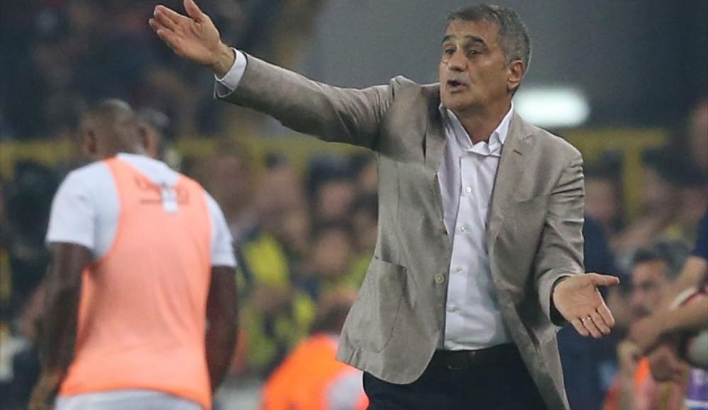 Şenol Güneş, Kadıköy'de kazanamıyor! Seri 21 maça çıktı...
