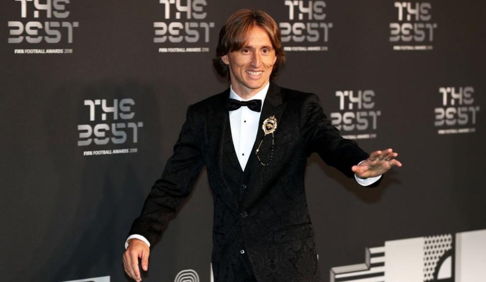 FIFA, 2018'in en iyilerini seçti! Modric, Deschamps...