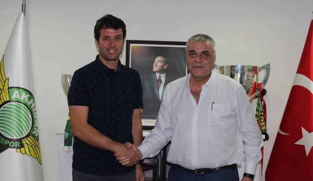 İşte Akhisarspor'un yeni teknik direktörü
