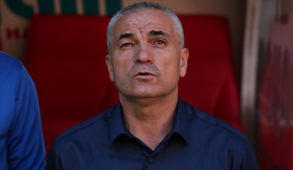 Çalımbay: 'Sadece Beşiktaş değil, hiçbir maçta ezilmedik, büzülmedik'