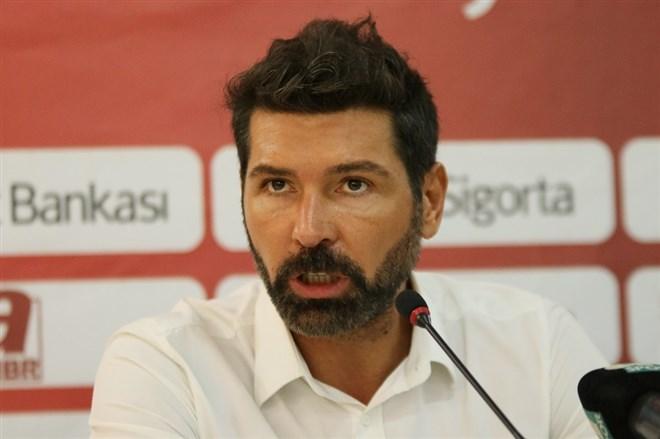 """Hakan Kutlu: """"Burada galip gelmek Giresunspor adına çok önemli"""""""