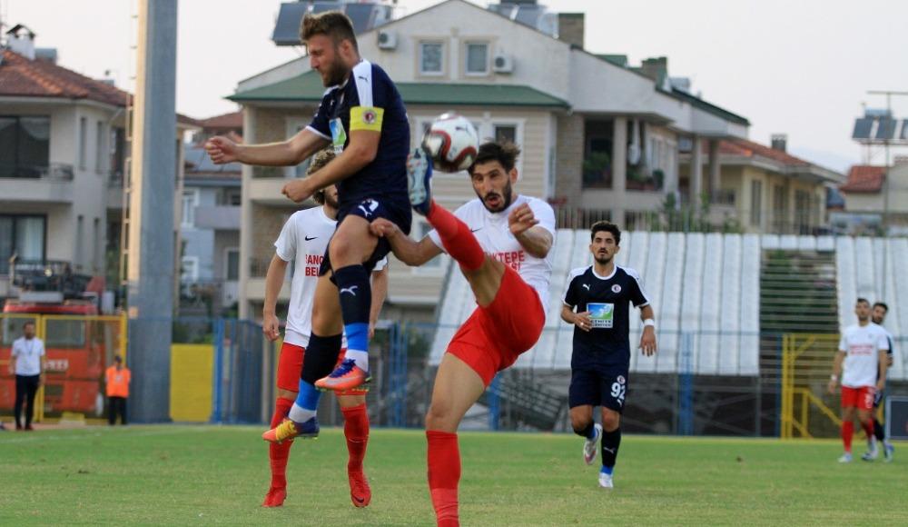 Ziraat Türkiye Kupası'nda Fethiyespor, bir üst tura yükseldi