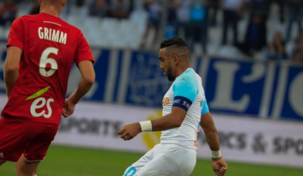 Marsilya son dakikada attığı golle kazandı
