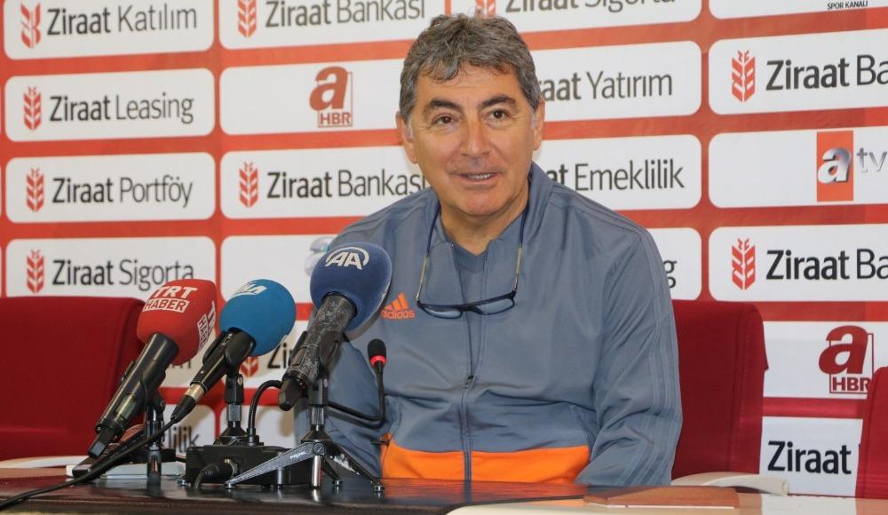 """Özcan Kızıltan: """"İyi mücadele ettik ancak sonuç yeterli olmadı"""""""