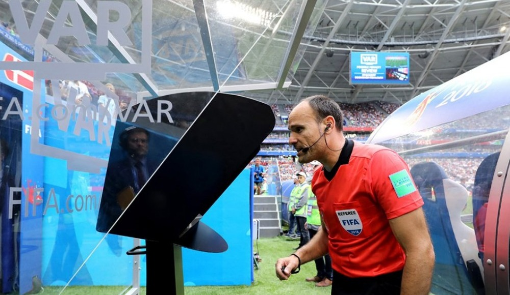 UEFA'dan flaş VAR açıklaması
