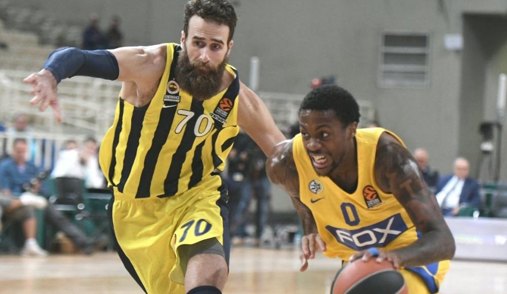 Fenerbahçe Maccabi'yi uzatmada devirdi, finale yükseldi!