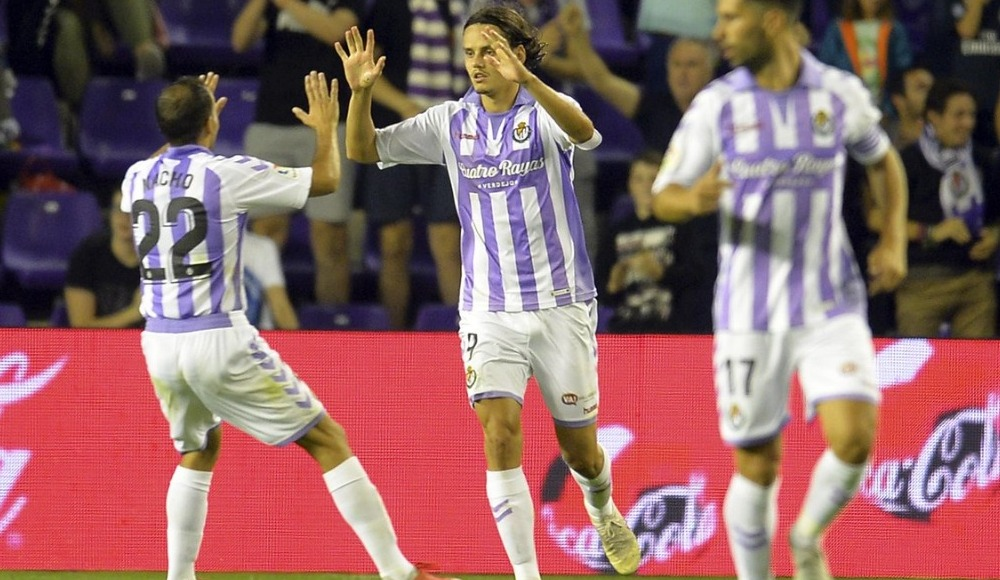 Image result for real valladolid 1-1 espanyol