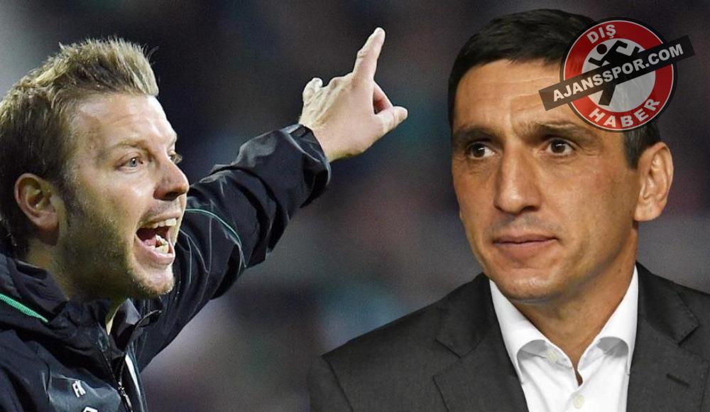 Werder teknik direktöründen Tayfun Korkut'a destek